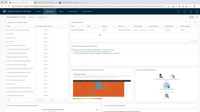 Bigger, Stronger, Faster Dashboards using vRealize Operations 7.0