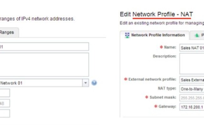 Vmware Nsx And Vrealize Automation Overview Part 1