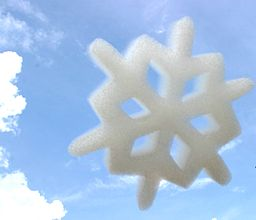 Flogos Snowflake (Tamarabepunkt/Wikimedia Commons)