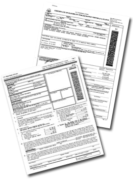 Traveling Outside the U.S.? Don't Forget Your Forms!