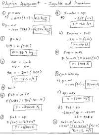 Momentum Worksheet Answer Key. Worksheets. Ratchasima ...