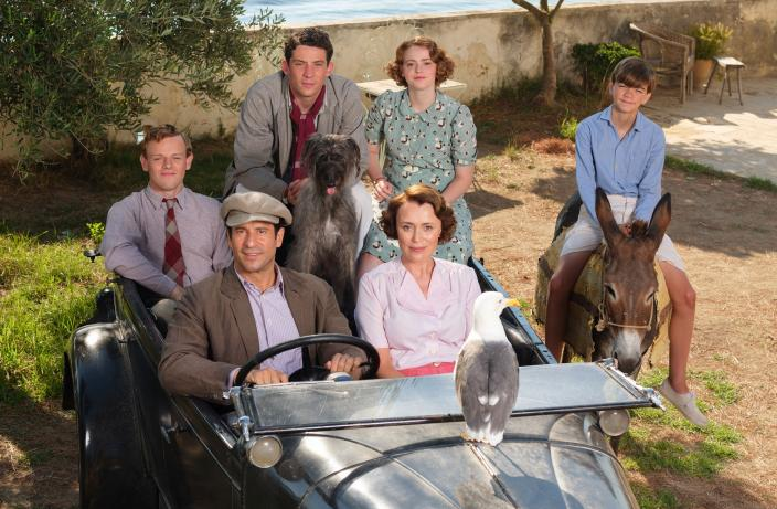 'The Durrells in Corfu' to End After Season 4 | Telly Visions