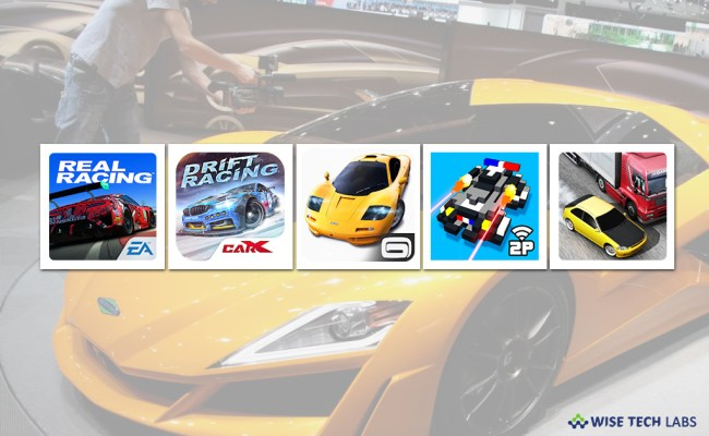 5 Best Offline Car Racing Games For Android In 2019 Blog