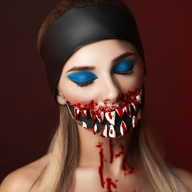 Halloween Ideas Blog: Amazing HALLOWEEN Makeup Ideas!
