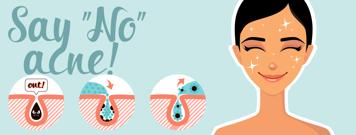 How to get rid of spots on your face overnight