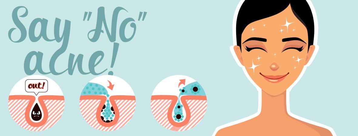 How do u get rid of acne