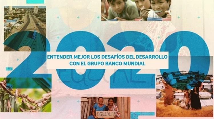 Entender mejor los desafíos del desarrollo con el Banco Mundial