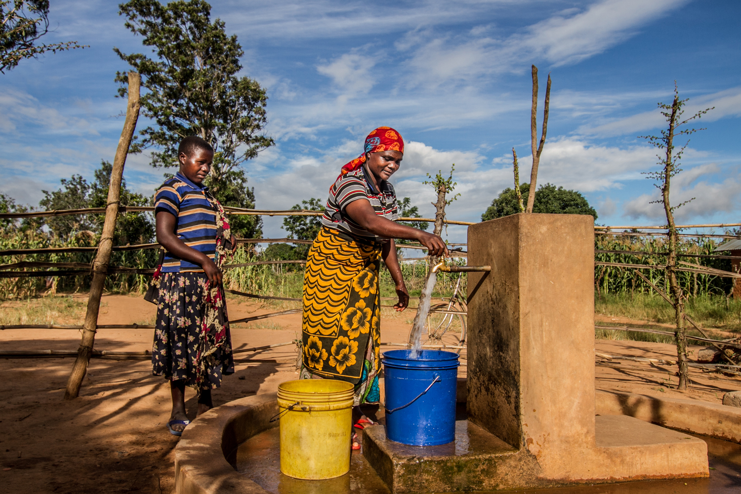 Benchmarking Rural Water Systems By A Simple Score