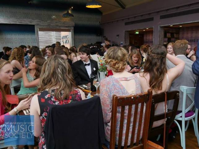 Summer Ball 2015 at Pitcher and Piano
