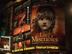 One of my favourite musicals - Les Miserables