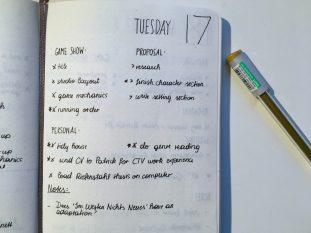 lists lists lists