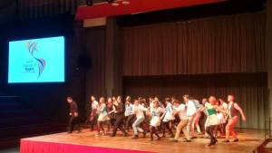 In the Latin American Society we manly like dancing and having fun!