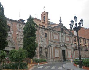 Convent of the Royal Barefoot Nuns (Monasterios de las Descalzas Reales). Credit: Brian Snelson / Flickr (CC BY 2.0)