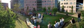 Summer BBQ at Goodricke