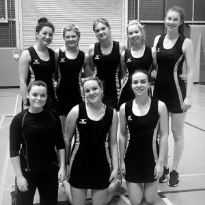 Langwith College netball team