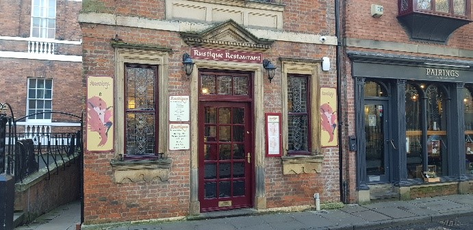 My York Favourites Rustique - a French restaurant