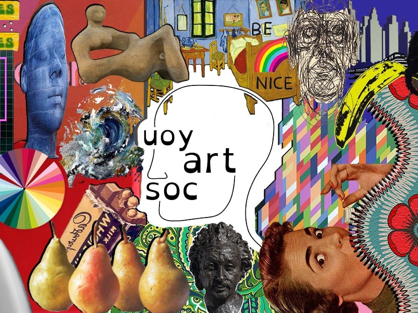 A week in the life of an SPS student - Art soc