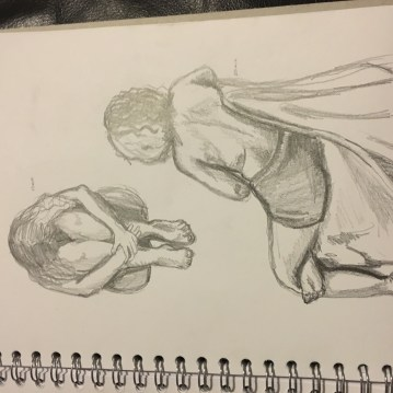 I've improved on my life drawing already