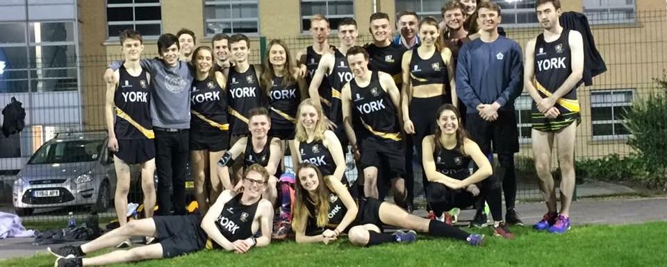 Athletics club