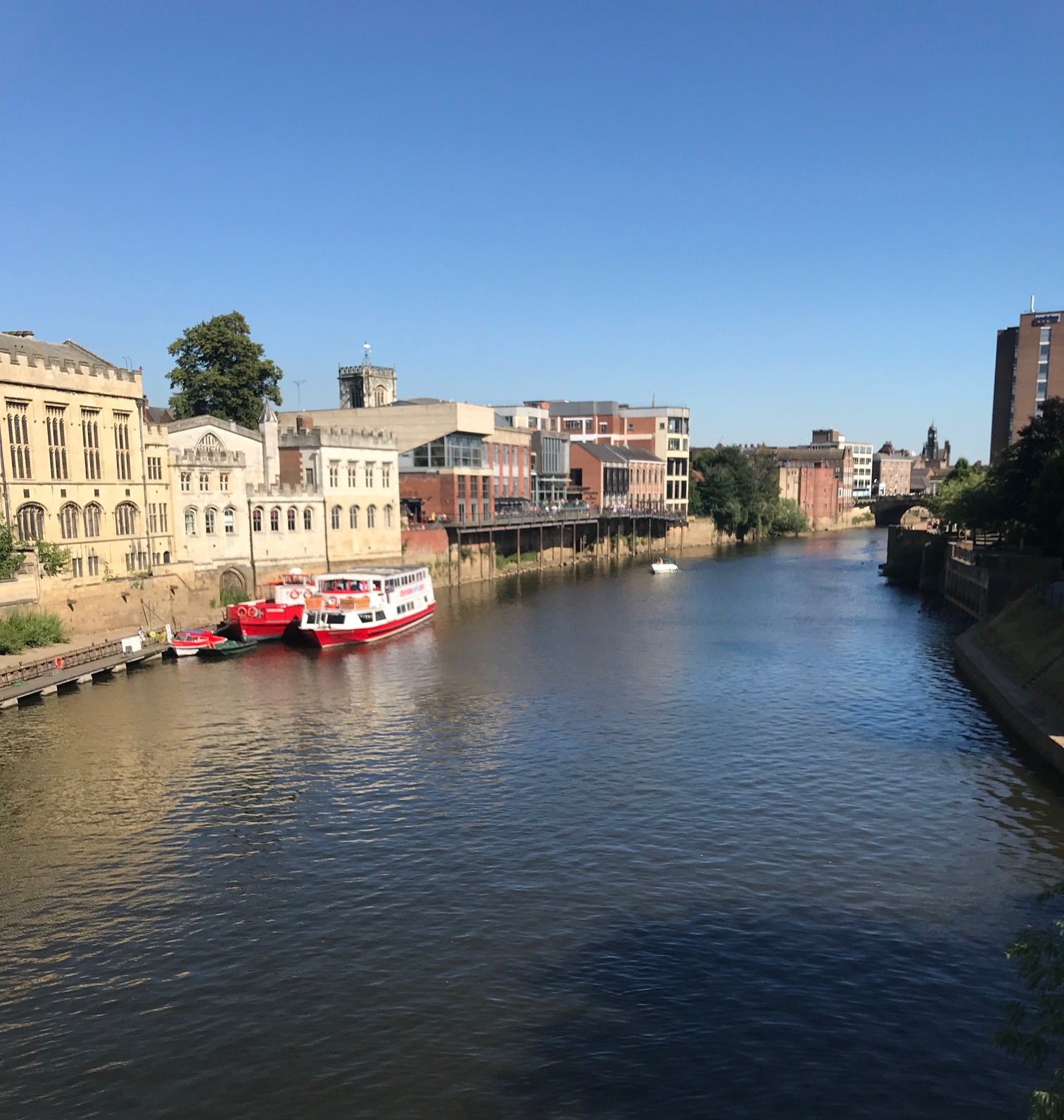 My life as a sociology student - the River Ouse