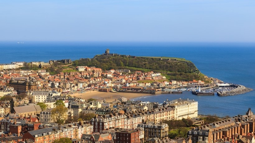 Top 3 Places to Visit in Yorkshire - Scarborough
