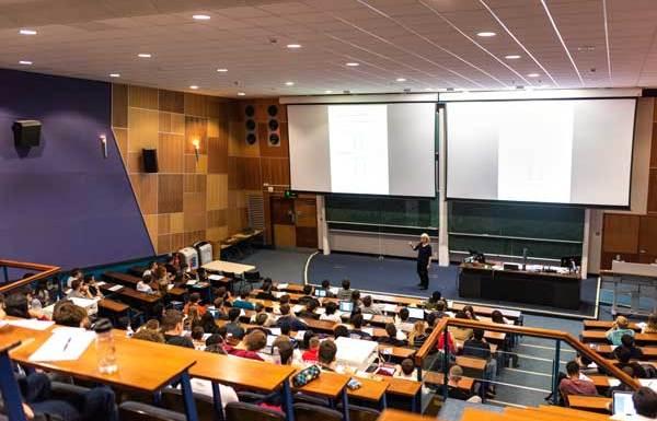 Don't skip your Economics lectures