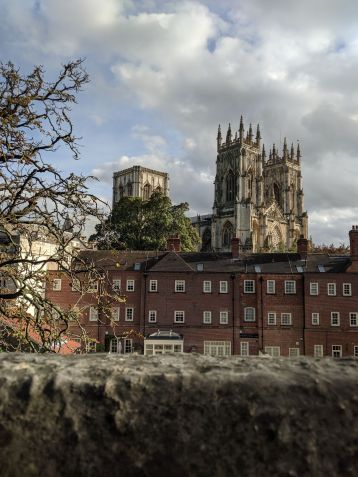 York is a city brimming with history.