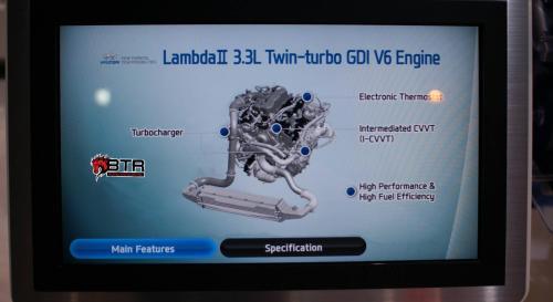 small resolution of hyundai is working on twin turbo 3 3l v6 engine youwheel com hyundai 3500 v6 engine diagram