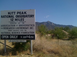 Kit peak sign