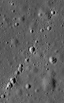 Secondary Craters on the Moon