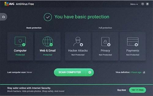 Antivirus and Malware Removal