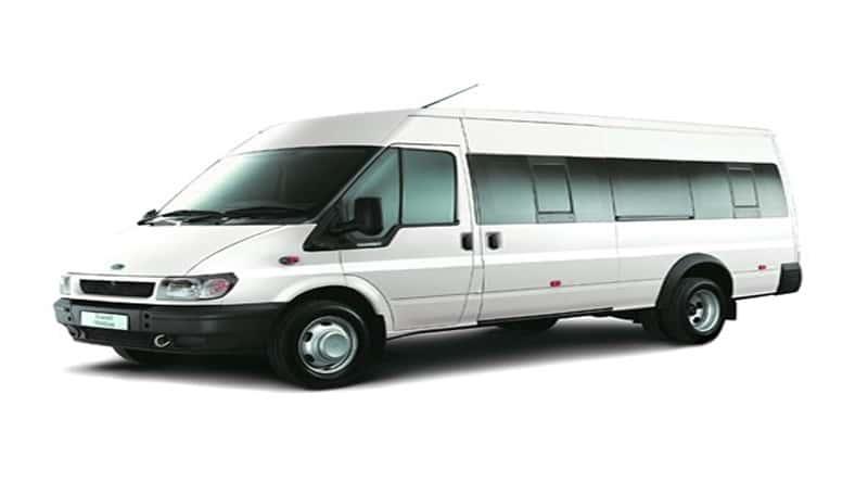 Cheap Minibus Hire