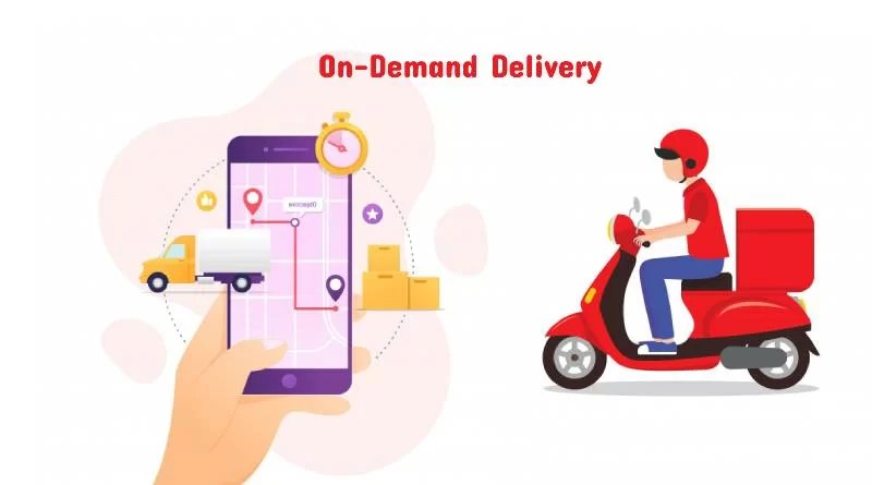 There are many reasons that on-demand delivery tracking software is used, which include: controlling your inventory flow