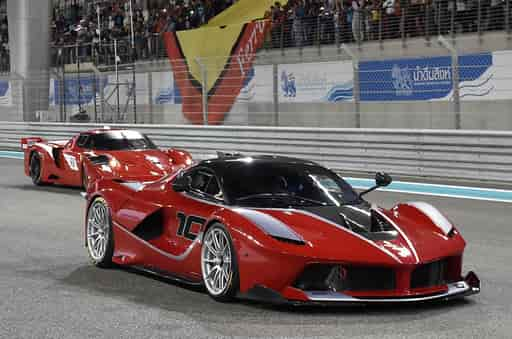 5 Best Track-Only Supercars in UAE