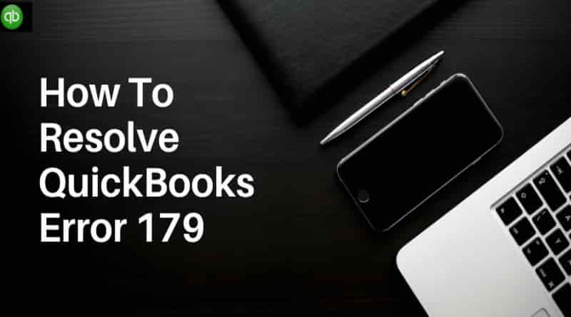QuickBooks errors 179