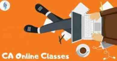 Best CA coaching in India for virtual classes