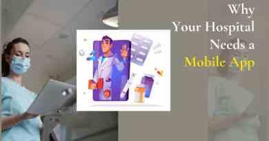 Hospital Mobile App for Hospital