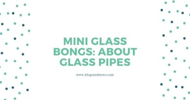 Mini Glass Bongs: About Glass pipes