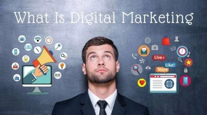 What Is Digital Marketing An Overview
