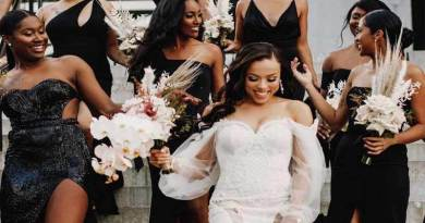 Which are the best black bridesmaid dresses in the market