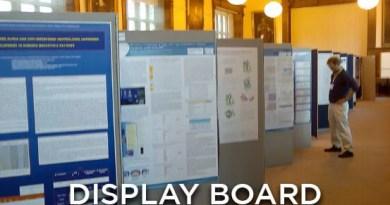 display board hire