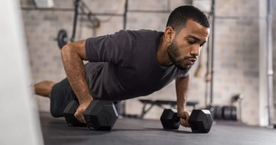 The 5 best workouts for men- and the right way to do them