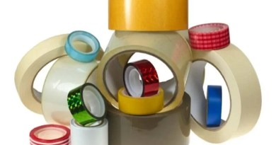 4 Different Types of Packaging Tapes and Their Uses