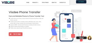 Visdee Phone Transfer