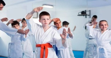 Enhance your cognitive and behavioral development with Martial Arts