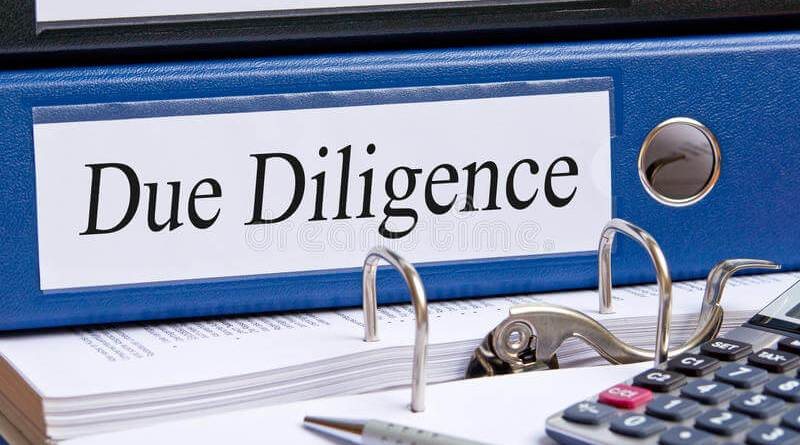 Enhanced Due Diligence