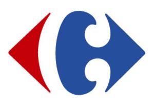 """QUE LO SEPAN TODOS: El logo de Carrefour es una """"C"""" blanca!"""