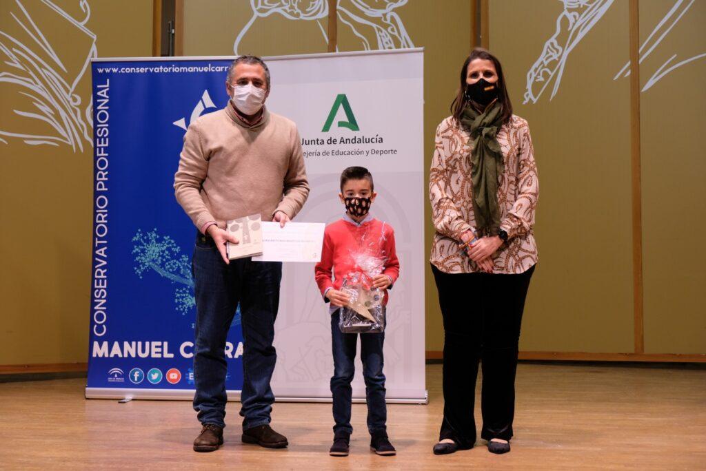 Entrega de Premios Programas Innovación Educativa de Málaga 2020.