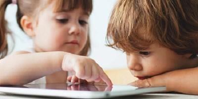 control parental con niños