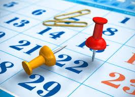 Calendario final de curso 20-21